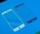 Линза (стекло) Motorola Moto Z белая