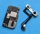 Материнская плата донор Apple iPhone 11 Pro Max (A2161) 256Gb + FaceID (icloud lock, дефектная)
