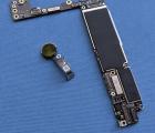 Материнская плата донор Apple iPhone 7 Plus 32Gb + сканер отпечатка (icloud lock, intel modem, model a1784) N2