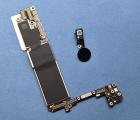 Материнская плата + touch-ID Apple iPhone 8 icloud lock (256gb, a1863 Qualcomm) N1
