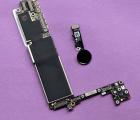 Материнская плата + touch-ID Apple iPhone 8 icloud lock (64gb, a1863 Qualcomm) N2