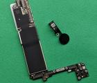 Материнская плата + touch-ID Apple iPhone 8 icloud lock (64gb, a1863 Qualcomm) N1