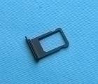 Сим лоток Apple iPhone 7 чёрный