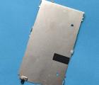 Панель металлическая на экран Apple iPhone SE