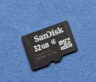 Флеш карта MicroSD 32gb 4 class