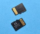 Флеш карта microSD 8gb 2 class - фото 2