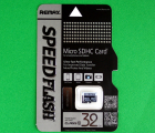 Флеш карта MicroSD Remax 32Гб 10 класс