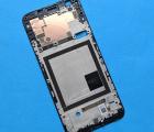 Средняя часть корпуса Google Pixel 3a XL магниевая