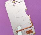 Средняя часть корпуса Essential Phone PH1 (A11) металлическая