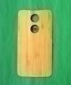 Крышка Motorola Moto X2 бамбук