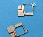 Панель фиксатор шлейфа и динамика Apple iPhone 5