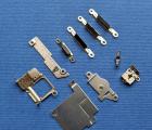Набор металлических фиксаторов панелей Apple iPhone 5s