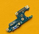 Плата нижняя Nokia 6 TA-1021 порт зарядки