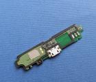 Порт зарядки Lenovo s650 плата нижняя