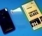 Защитное стекло Moto Z3
