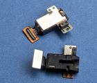 Датчик освещения и приближения Fly IQ4412 Quad аудио джек