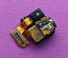 Датчик освещения и приближения Sony Xperia Z аудио джек