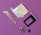 Набор винтиков и панелей + сим лоток белый Apple iPhone 5c набор