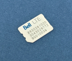 Сим карта Bell (Канада) для активации iPhone
