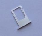Сим лоток Apple iPhone 6s Plus серебро (silver)