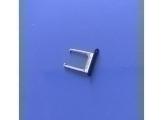 Сим лоток Motorola Moto X чёрный - изображение 3