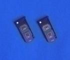 Сим лоток Motorola Moto Z2 Force чёрный - изображение 2