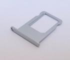Сим лоток Apple iPhone 6 Plus (Silver) серебро