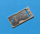 Сим лоток Xiaomi Redmi 5a N1 золотой