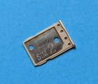 Сим лоток Xiaomi Redmi 5a N2 золотой