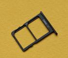 Сим лоток Nokia 5 (2017) TA-1053 (2 симки) чёрный
