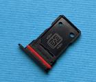 Сим лоток OnePlus 8 чёрный (1 симка)