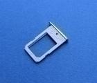 Лоток сим Samsung Galaxy S6 Edge золотой