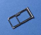 Сим лоток Xiaomi Redmi Note 7 чёрный