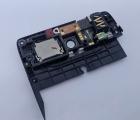Динамик бузер Motorola Droid Ultra в рамке / вибро / джек / вспышка