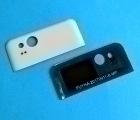 Стекло камеры Google Pixel 2 белое