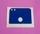 Стекло камеры Google Pixel XL синее