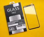 Защитное стекло Google Pixel 4 полное покрытие / полный клей (Pro+)