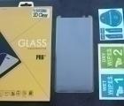 Защитное стекло Samsung Galaxy S9 на весь экран Pro+