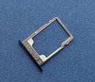 Лоток флеш карты Nokia 3.1 чёрный