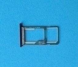 Сим трей Motorola Moto E5 Plus чёрный